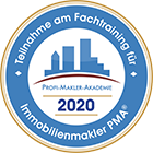 PMA Fachtraining für Immobilienmakler - Dipl.-Ing.(FH) Andrea Hörbrand